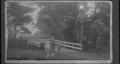 Views of Grimsby Park: Spooney Bridge