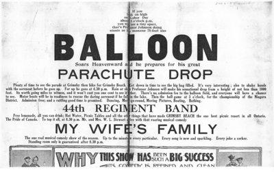 Balloon Soars Heavenward