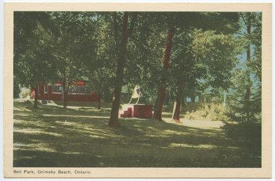 Bell Park, Grimsby Beach Ontario.