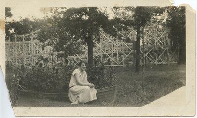 Roller Coaster, Ms Winona Fair  Cole, Grimsby Park