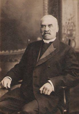 Portrait of Rev. Richard A. Ball