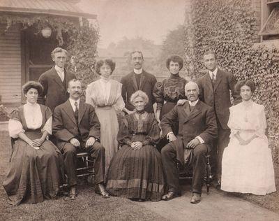 Ball Family Portrait