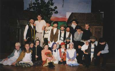 Reunion Drama Club: Fiddler on the Roof