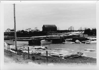 Stone Cradle Bridge at White Farm