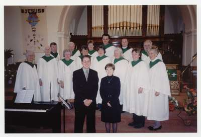 St. John's Church United Choir