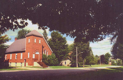 St. Andrew's Presbyterian Church in Priceville