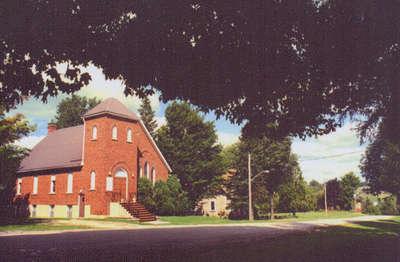 St. Andrew's Presbyterian Church in Priceville