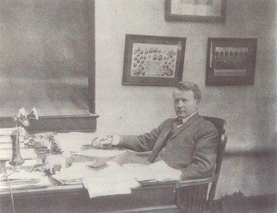 Joseph Thomas Clark, an early editor of the Toronto Star