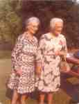 Gertha Reany & Lilly Bailey
