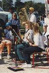 Local kids play at Split Rail Festival