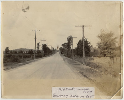 Highway 10 South of Flesherton