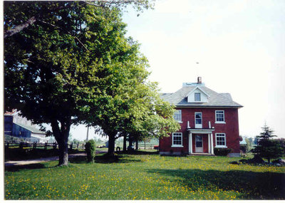 Hincks Family farmhouse