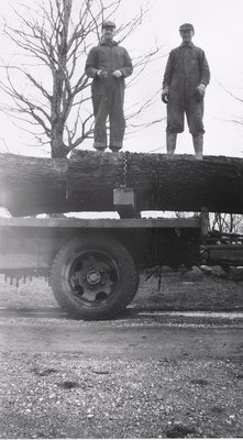 McGinnis loggers