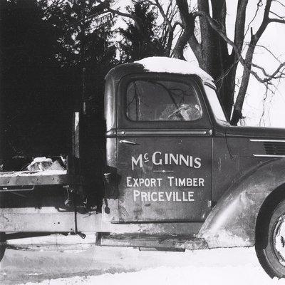 McGinnis Logging Truck