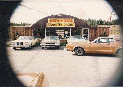 Bernard's Quality Cars