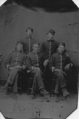 Flesherton, or Saugeen, Militia