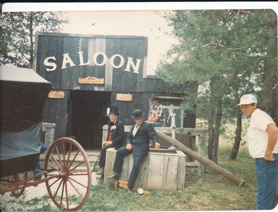Frontier Village Saloon
