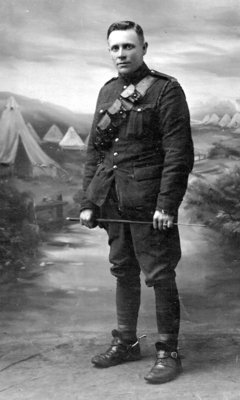 Private Richard Wilcock