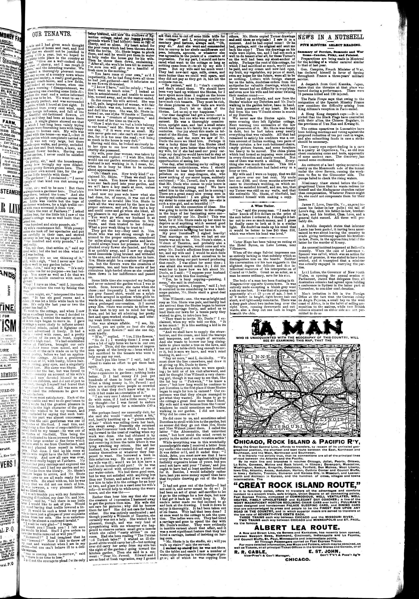 Markdale Standard (Markdale, Ont.1880), 18 Oct 1883