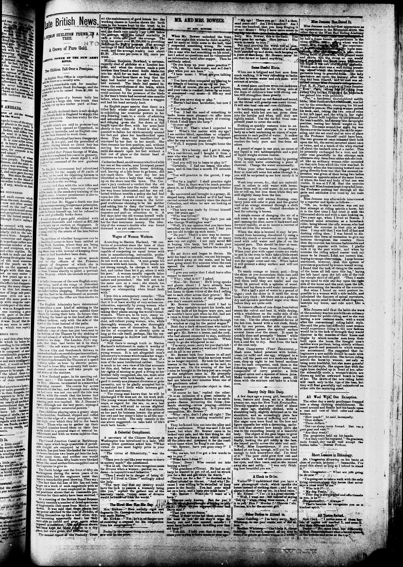 Markdale Standard (Markdale, Ont.1880), 3 Apr 1890