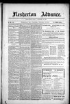 Flesherton Advance, 12 Feb 1903