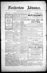 Flesherton Advance, 7 Mar 1907
