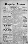 Flesherton Advance, 14 Jul 1892
