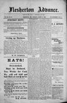 Flesherton Advance, 4 Aug 1892