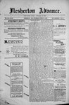 Flesherton Advance, 25 Aug 1892