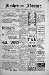 Flesherton Advance, 6 Oct 1892