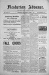 Flesherton Advance, 27 Oct 1892