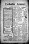 Flesherton Advance, 4 Aug 1898