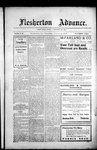 Flesherton Advance, 31 Oct 1907