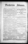 Flesherton Advance, 14 Nov 1907