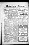 Flesherton Advance, 21 Nov 1907