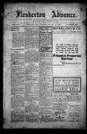 Flesherton Advance, 2 Jan 1908