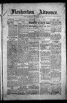 Flesherton Advance, 9 Jan 1908