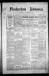 Flesherton Advance, 16 Jan 1908