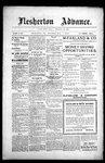 Flesherton Advance, 7 May 1908
