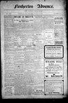 Flesherton Advance, 5 Jan 1911