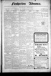 Flesherton Advance, 12 Jan 1911