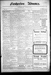 Flesherton Advance, 3 Aug 1911