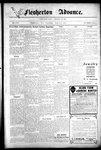Flesherton Advance, 8 Aug 1912