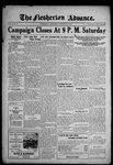 Flesherton Advance, 6 Sep 1939
