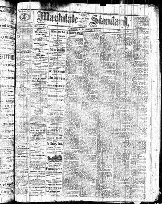 Markdale Standard (Markdale, Ont.1880), 28 Oct 1881