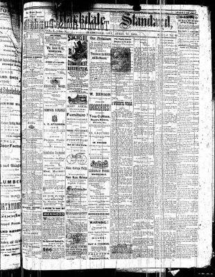 Markdale Standard (Markdale, Ont.1880), 14 Apr 1882