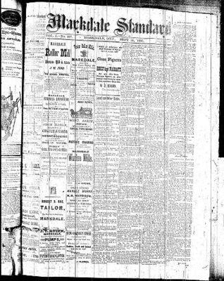 Markdale Standard (Markdale, Ont.1880), 10 Sep 1885