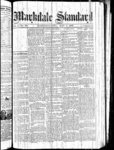 Markdale Standard (Markdale, Ont.)6 May 1886