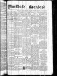 Markdale Standard (Markdale, Ont.)14 Oct 1886