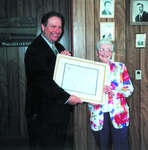 Carol Mathewson, Senior Citizen of the Year